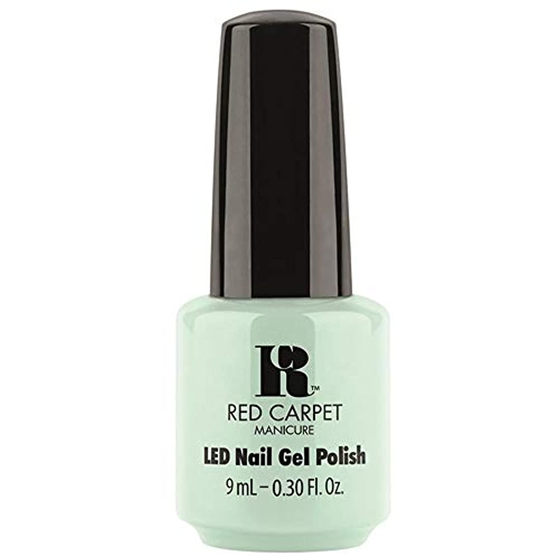 ベール大人時々時々Red Carpet Manicure - LED Nail Gel Polish - Yacht Hoppin' - 0.3oz / 9ml