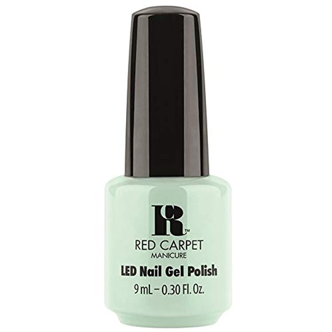きれいにアンプ見物人Red Carpet Manicure - LED Nail Gel Polish - Yacht Hoppin' - 0.3oz / 9ml