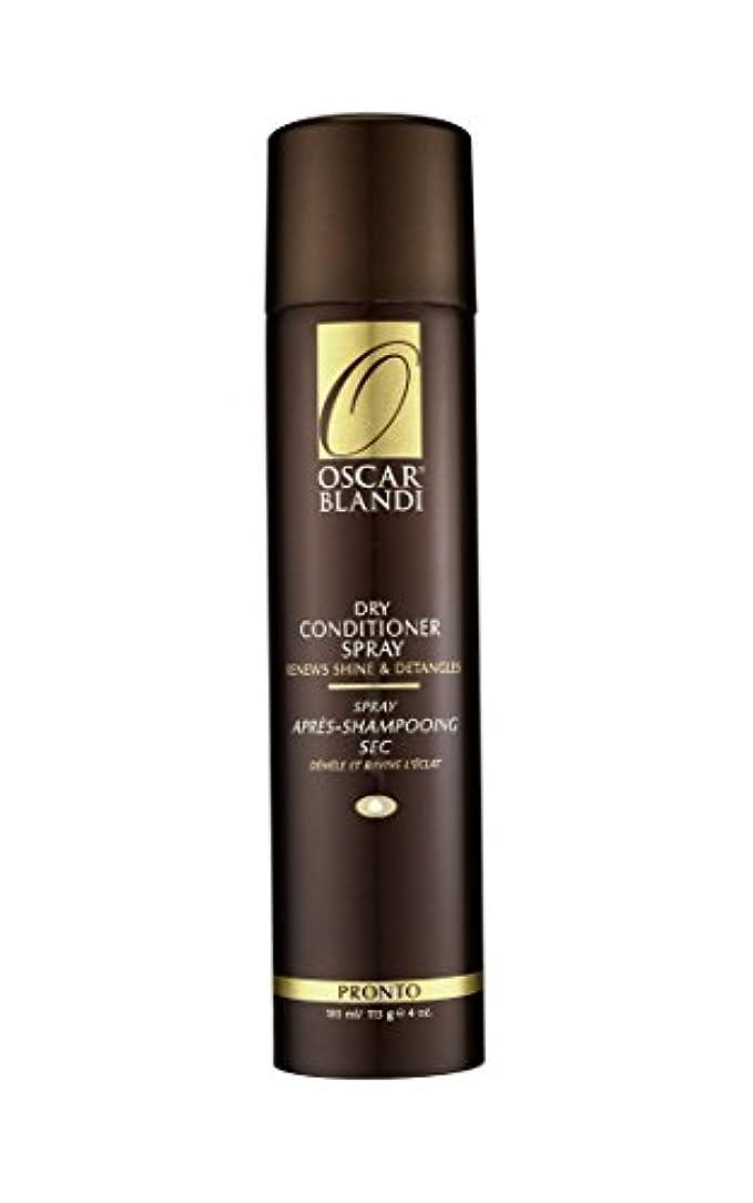 サーキュレーション関与する困難Oscar Blandi Pronto Dry Conditioner Spray - 4 Oz. (並行輸入品)