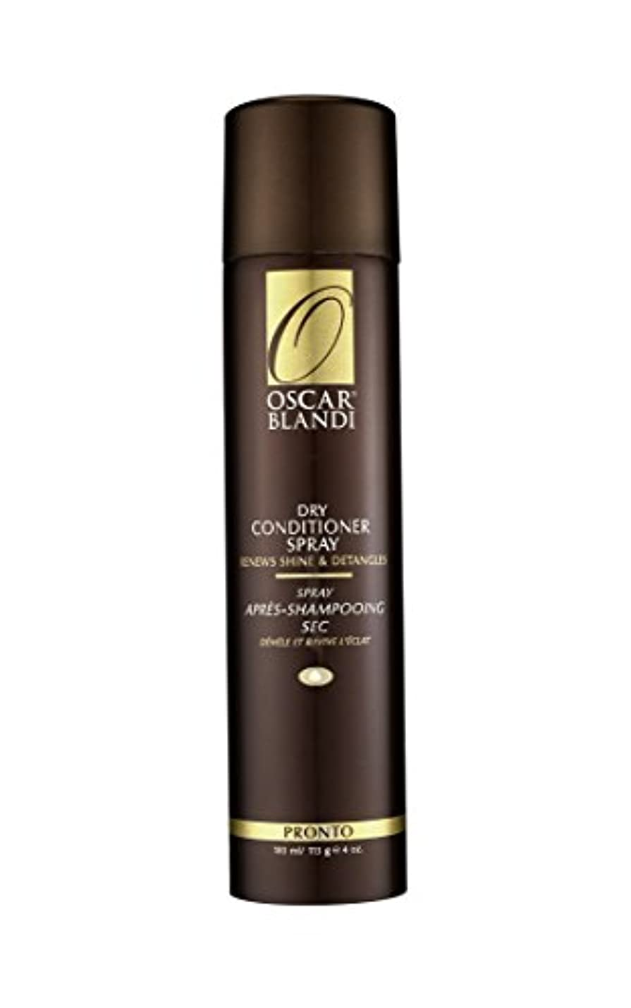 腹部もつれ広告主Oscar Blandi Pronto Dry Conditioner Spray - 4 Oz. (並行輸入品)