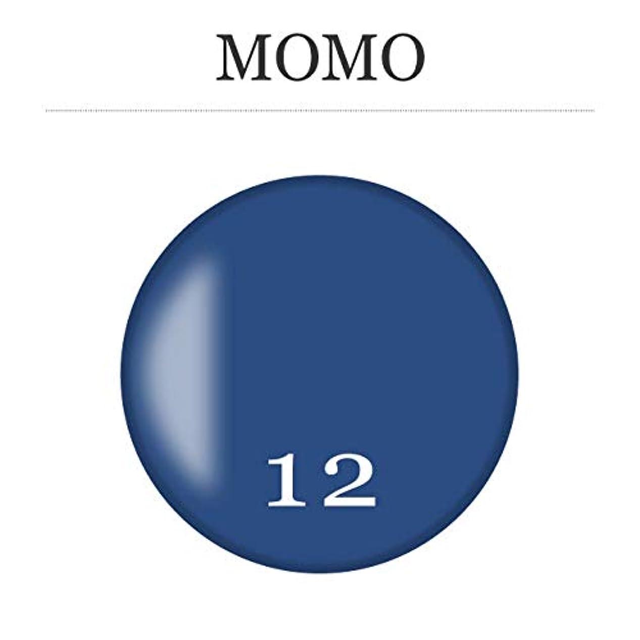 嘆願反抗モンクカラージェル MOMO-12 by nail for all