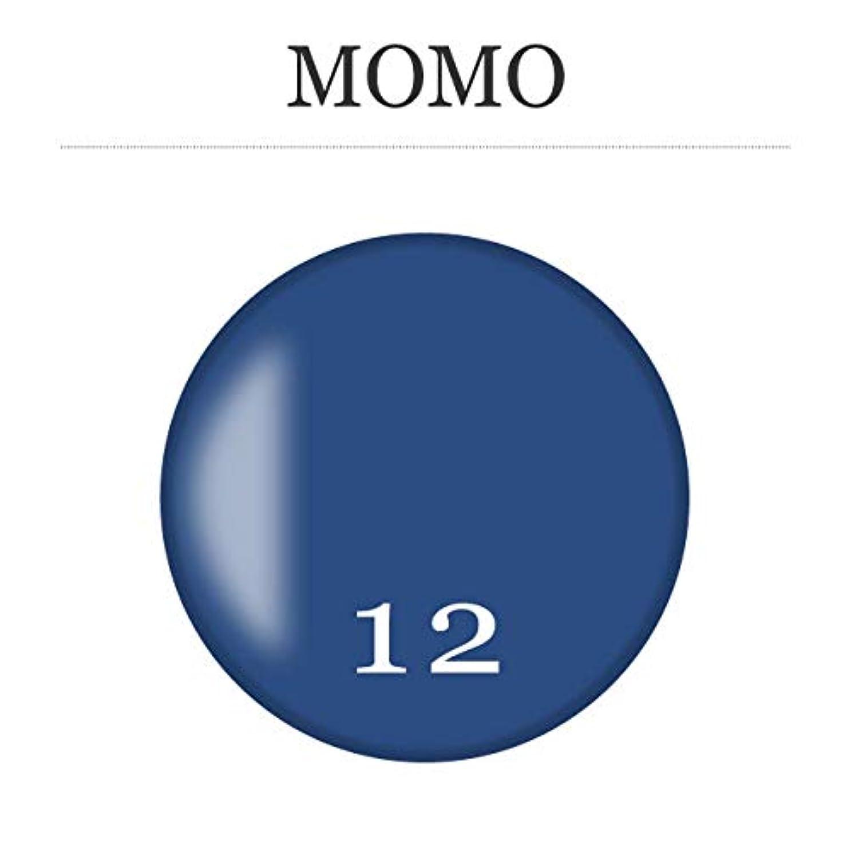 バン副詞祈るカラージェル MOMO-12 by nail for all