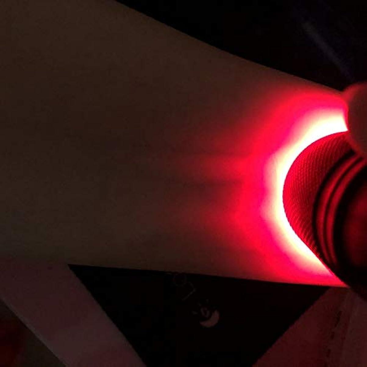 チョップ確認する硬さ静脈イメージング懐中電灯血管ディスプレイ懐中電灯手穿刺による血管ライトの確認皮下静脈デバイスの発見が容易