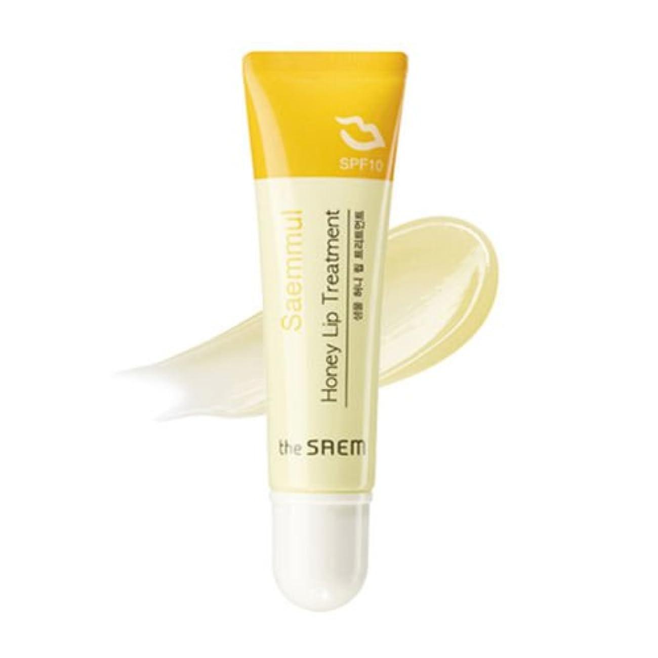 合併症どれでも納税者the SAEM ザセム セムムル ハニー リップ トリートメント Saemmul Honey Lip Treatment 10ml 韓国コスメ