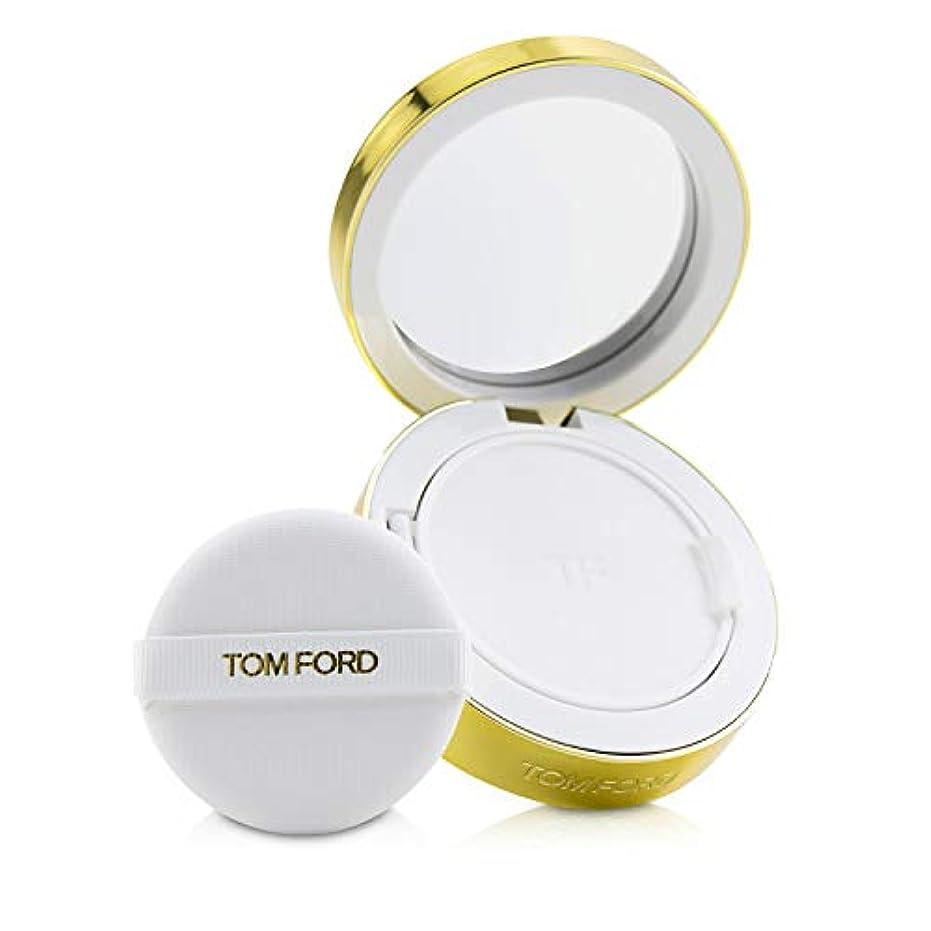 形式くしゃくしゃ制約TOM FORD BEAUTY(トム フォード ビューティ) ソレイユ グロウ トーン アップ ファンデーション SPF40 ハイドレーティング クッション コンパクト 12g (1.3 ウォーム ポーセリン)