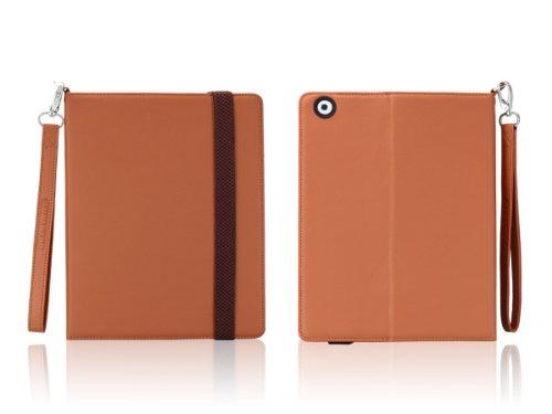 TUNEWEAR TUNEFOLIO for iPad 2 キャメル TUN-PD-000068