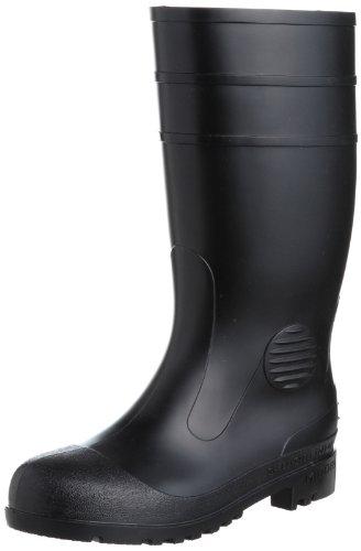 [ミドリ安全] 安全靴 長靴 W1000 W1000 黒(黒...