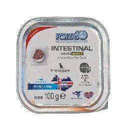 フォルツァ10 キャット インテスティナル アクティ ウェット サーモン 100g