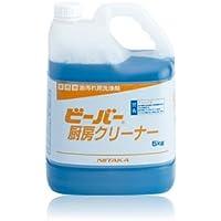業務用超強力油汚れ洗剤!ニイタカ・ビーバー厨房クリーナー5k
