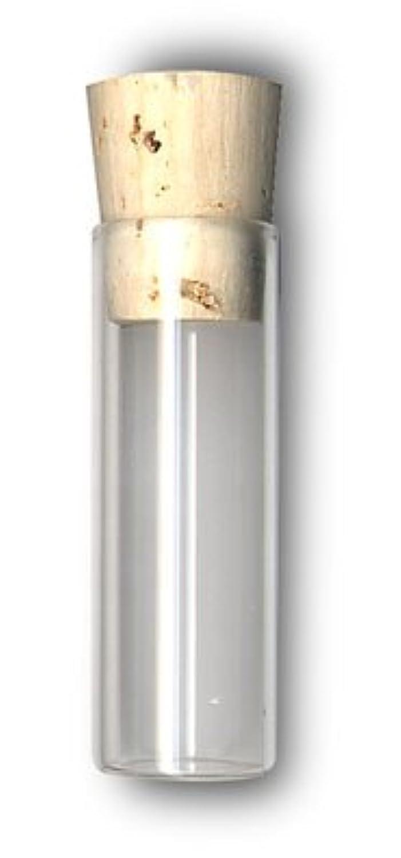 ガラスVial with Cork StopperはHoldingに便利多くの小さな製品( Lot / 25 )
