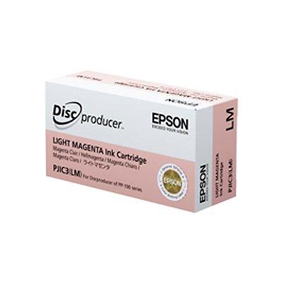 エプソン エプソン インクカートリッジ PJIC3LM ライトマゼンタ PJIC3LM/62730488