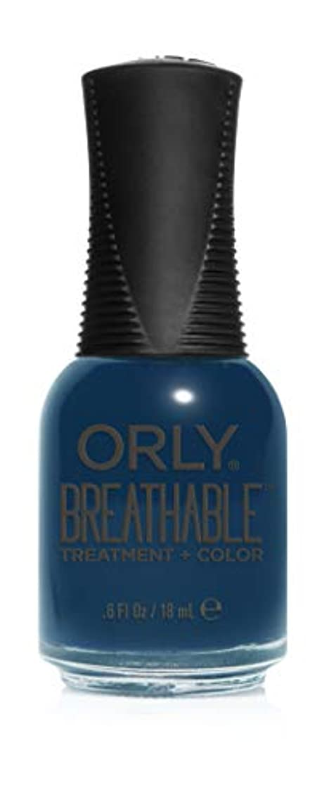 Orly Breathable Treatment + Color Nail Lacquer - Good Karma - 0.6oz / 18ml