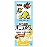 豆乳飲料 バニラアイス 200ml ×18本 製品画像