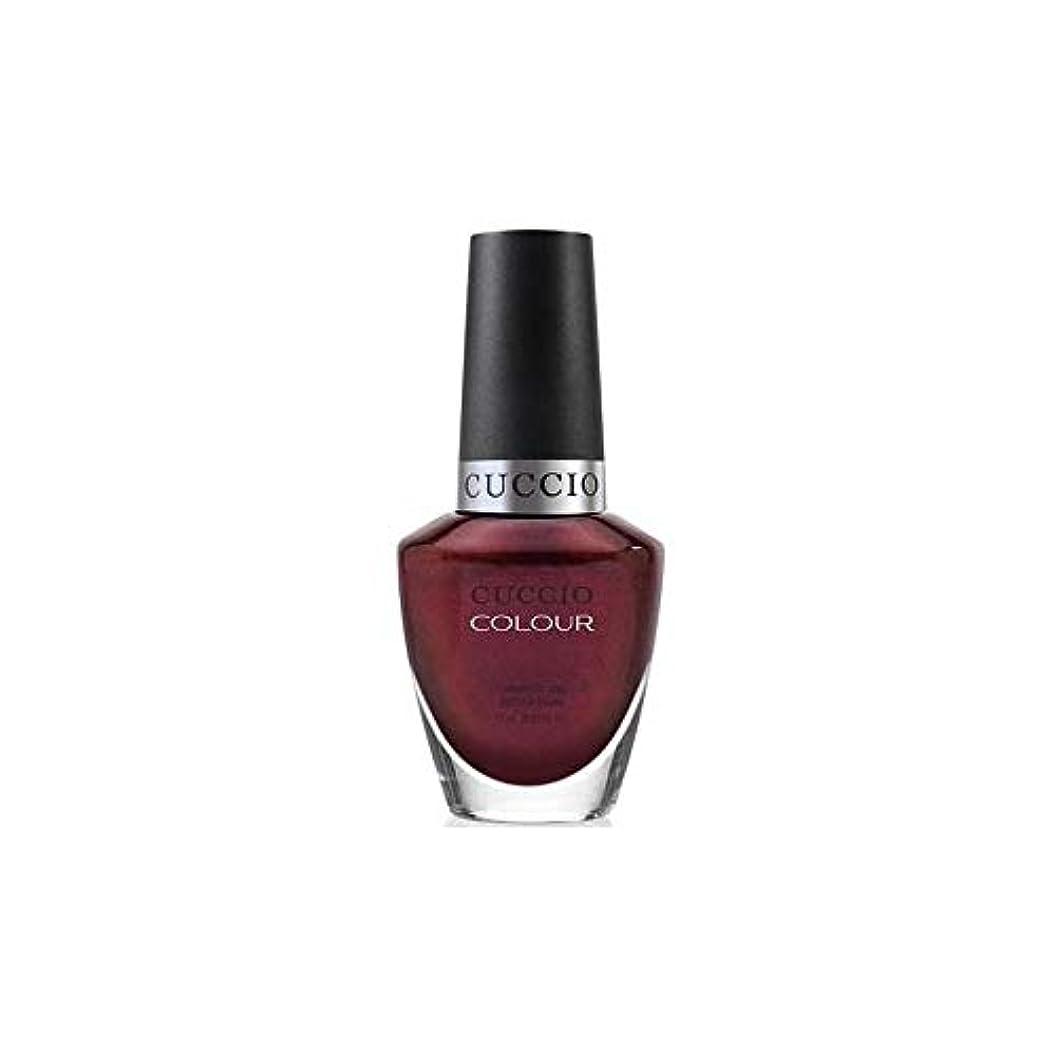 スーダン夜明けに軽くCuccio Colour Gloss Lacquer - Royal Flush - 0.43oz / 13ml