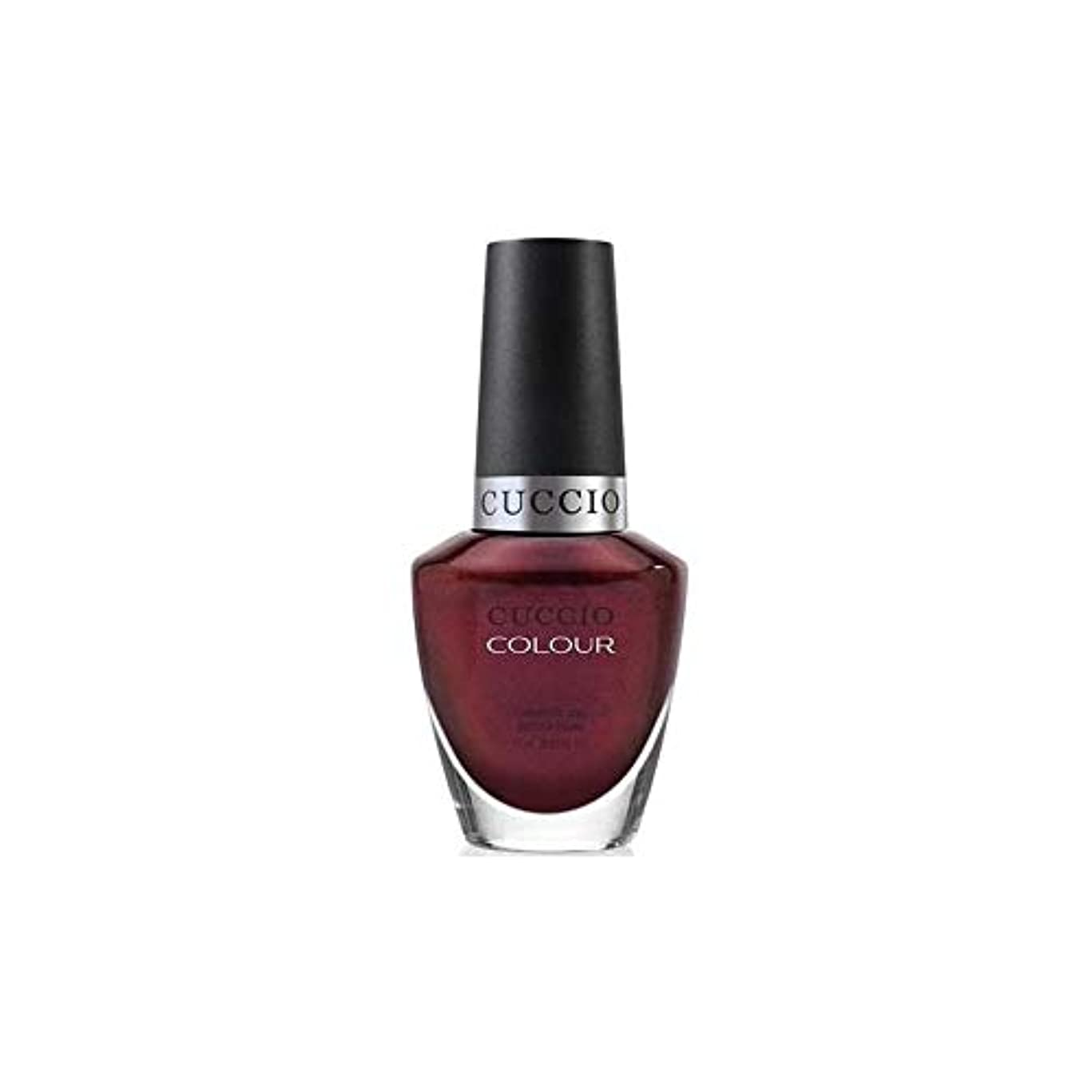 超えるメンター甲虫Cuccio Colour Gloss Lacquer - Royal Flush - 0.43oz / 13ml