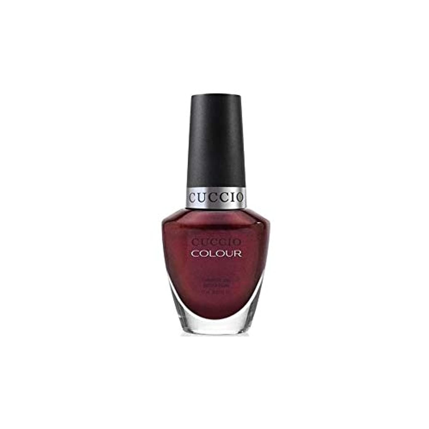 相談するクラシカル減衰Cuccio Colour Gloss Lacquer - Royal Flush - 0.43oz / 13ml