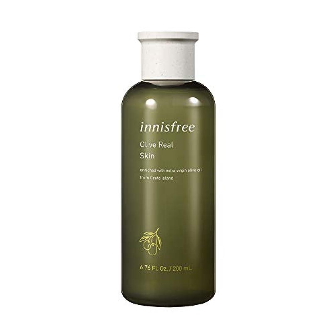 最も遠い医薬応じるイニスフリー日本公式(innisfree)オリーブリアル スキン[化粧水]200ml