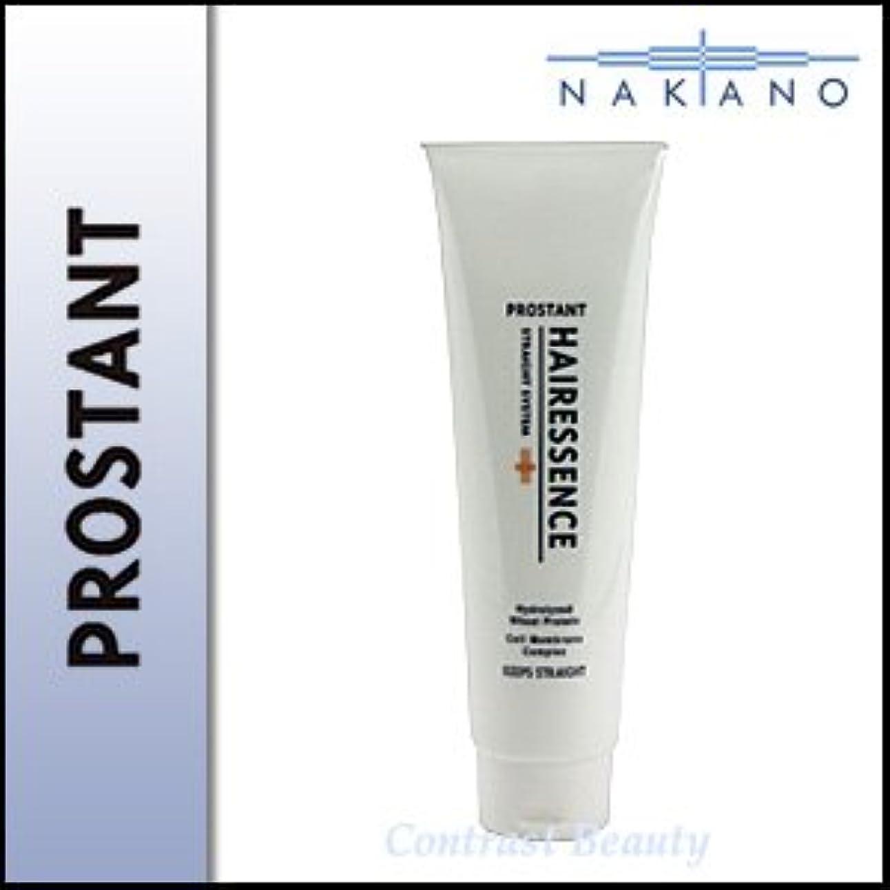 警戒予定顕微鏡ナカノ プロスタント ヘアエッセンス 250g エッセンス(洗い流さないヘアトリートメント)