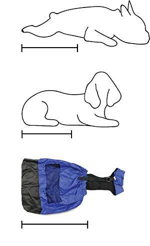 『ウォーキン・半身不随ペット用ドラッグバッグ、Sサイズ』の4枚目の画像