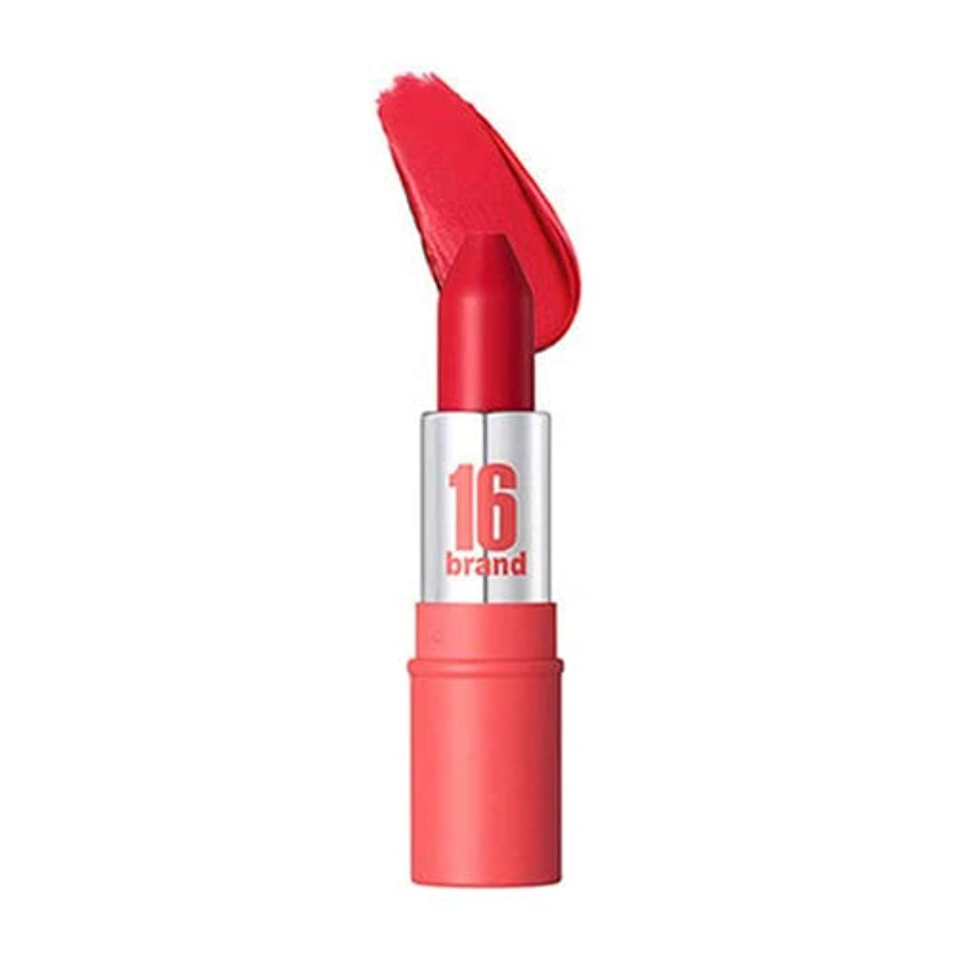ストラトフォードオンエイボンスプーン書き出す16brand(シックスティーンブランド) FRUIT-CHU 口紅 レッドベリー(RED BERRY) 3.4g