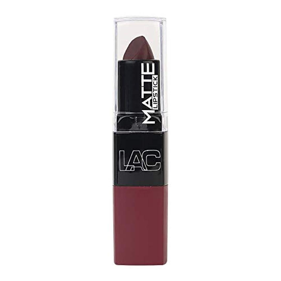ピジン主観的無駄にLA Colors Matte Lipstick - Bewitched (並行輸入品)