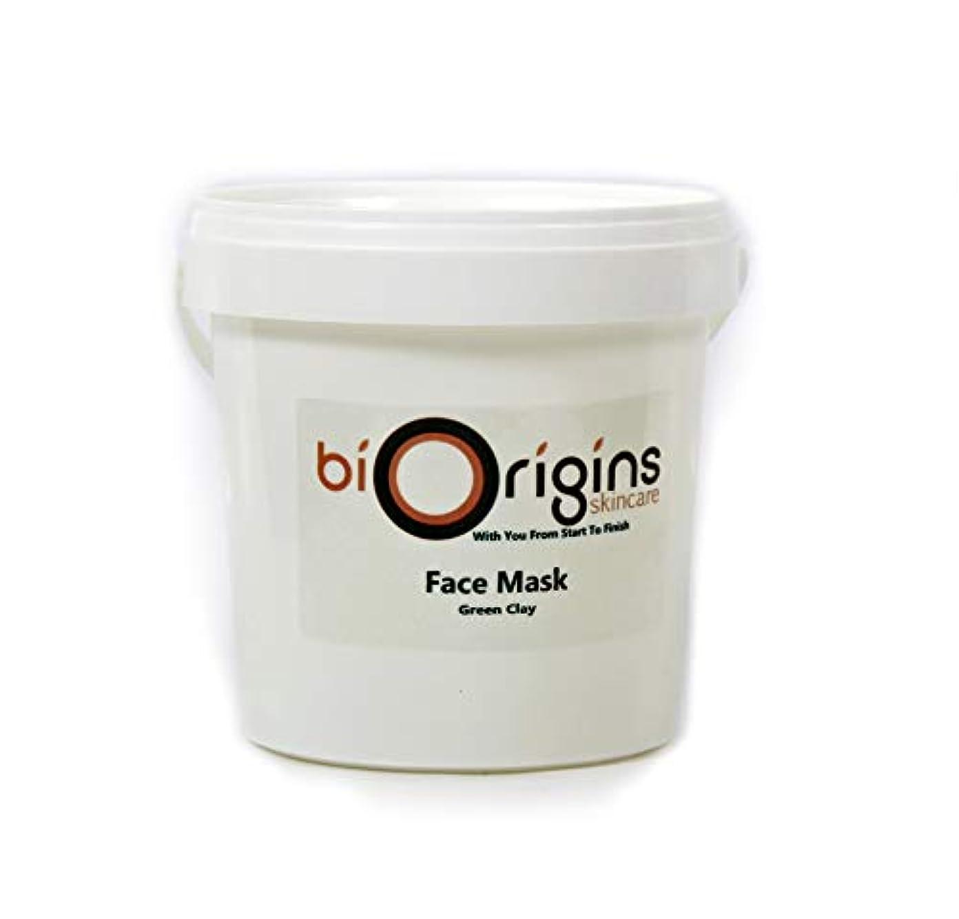パーティー関連するカエルFace Mask - Green Clay - Botanical Skincare Base - 1Kg