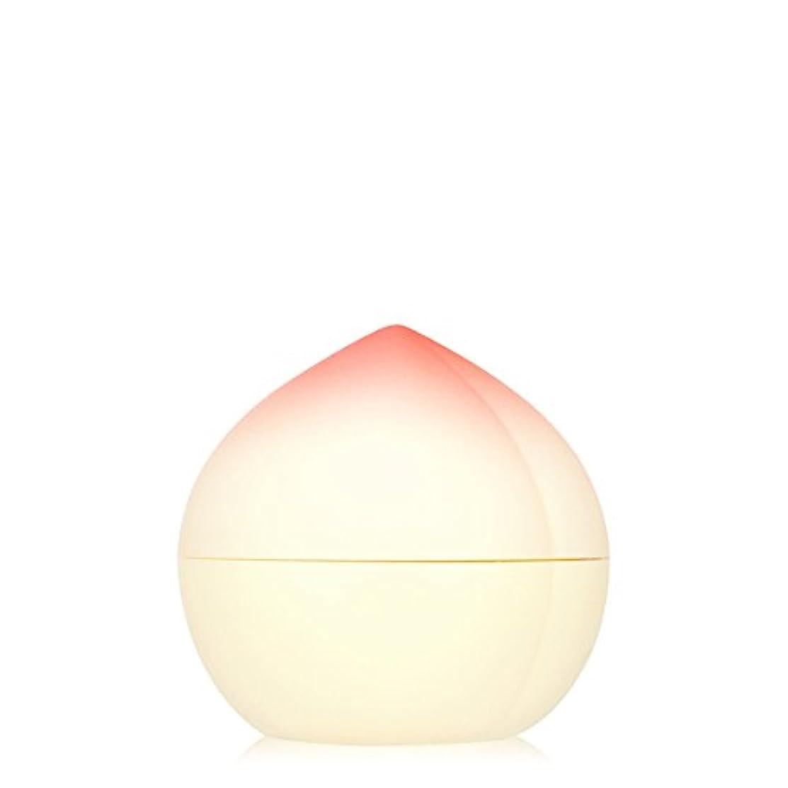 変形きれいに探す[1+1] TONY MOLY Peach Hand Cream 30g / トニーモリーピーチハンドクリーム 30g [並行輸入品]