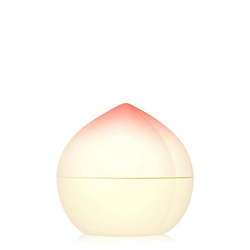 ファイババケツ商標[1+1] TONY MOLY Peach Hand Cream 30g / トニーモリーピーチハンドクリーム 30g [並行輸入品]
