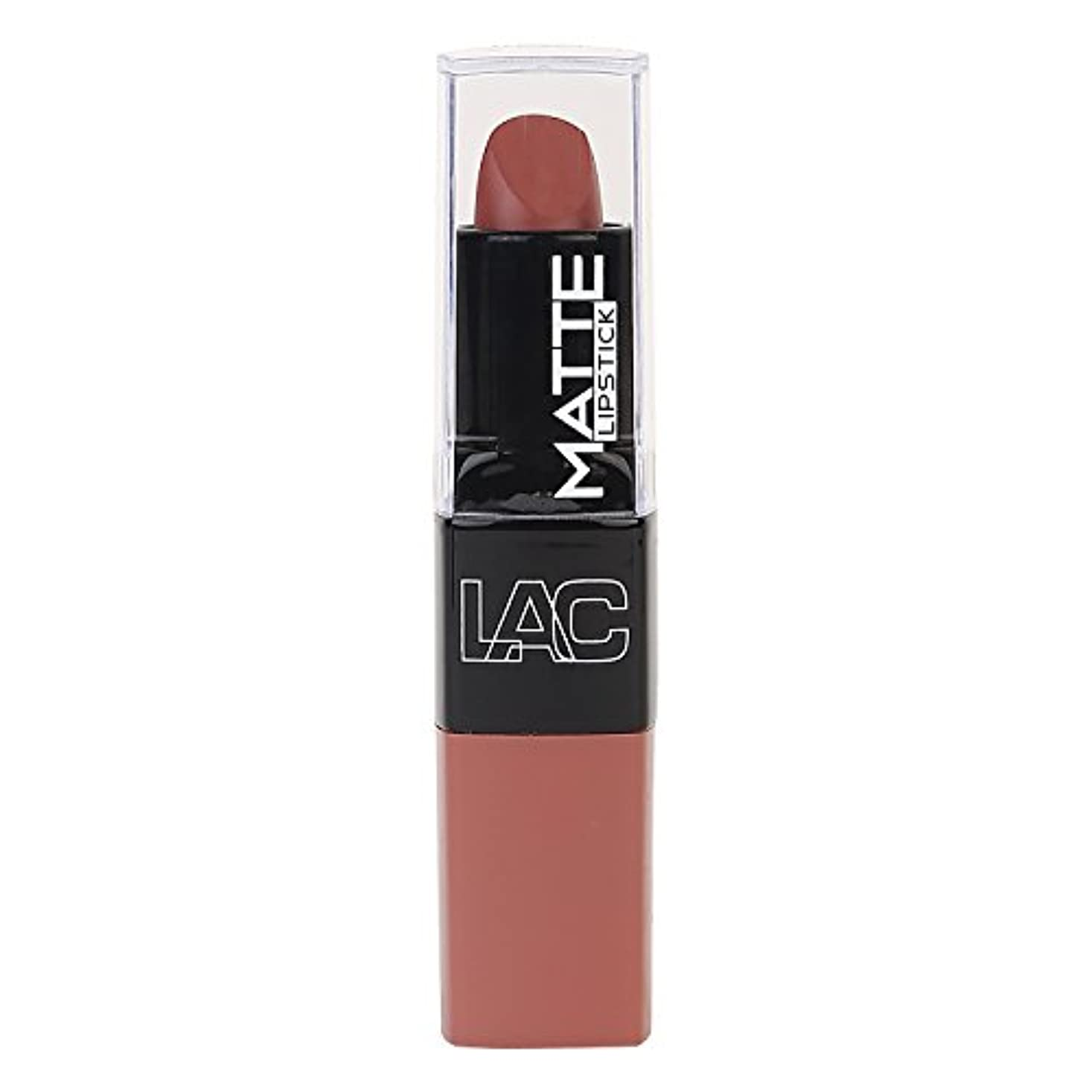 危険を冒しますブランチタイトLA Colors Matte Lipstick Classy (並行輸入品)