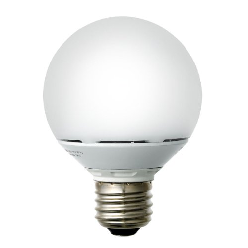 ELPA LEDボール 5.0W G70ボール電球形 電球色相当 LDG5L‐G‐G211 箱1個