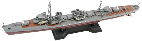 ピットロード 1/700 日本海軍 陽炎型駆逐艦 時津風 フルハル/新装備パーツ付