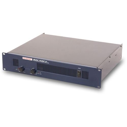PHONIC フォニック MAX1500 Plus / Power Amplifier  パワーアンプ