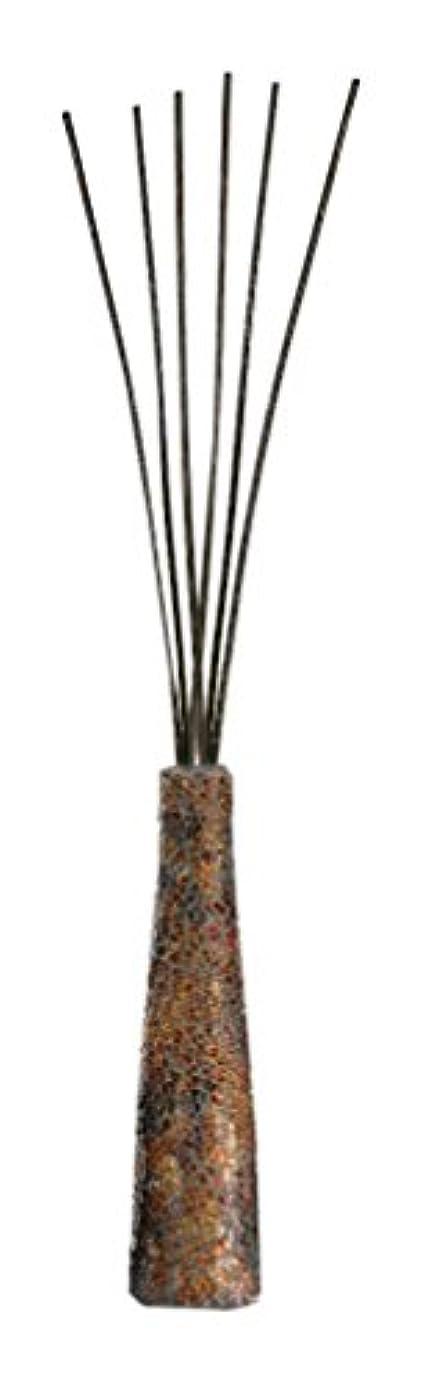 競争食事思いやりMillefiori MOSAICO ルームフレグランス用 モザイクガラスディフューザー クラック 250ml DIF-BM-010