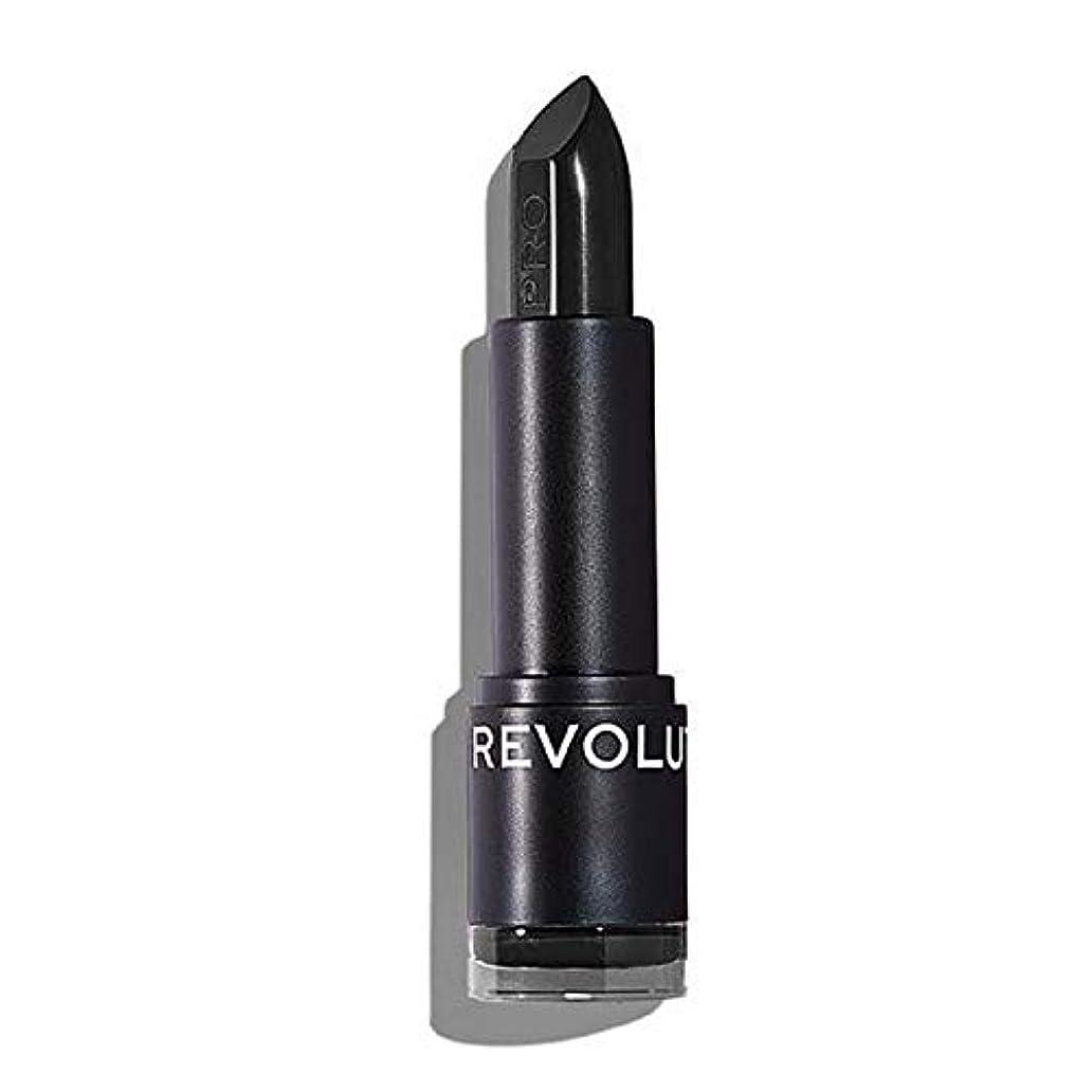 モットー麻酔薬大西洋[Revolution ] 革命プロ最高の口紅の混乱 - Revolution Pro Supreme Lipstick Chaos [並行輸入品]