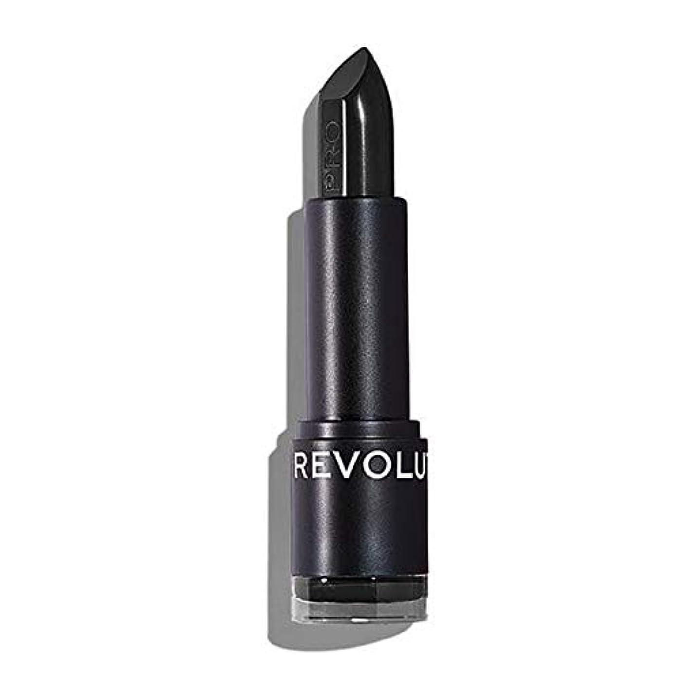 少ない単位甲虫[Revolution ] 革命プロ最高の口紅の混乱 - Revolution Pro Supreme Lipstick Chaos [並行輸入品]