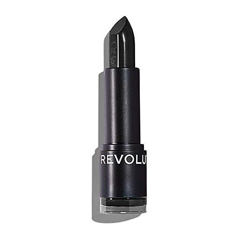 家庭教師家庭教師引き金[Revolution ] 革命プロ最高の口紅の混乱 - Revolution Pro Supreme Lipstick Chaos [並行輸入品]