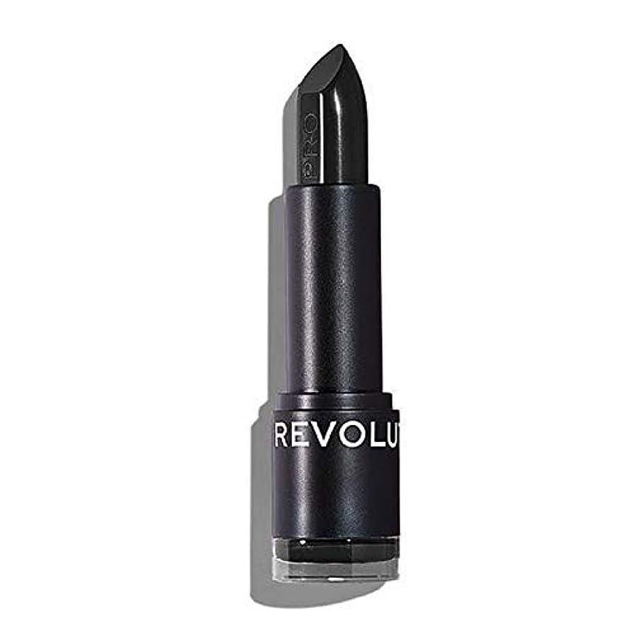エロチック警報限定[Revolution ] 革命プロ最高の口紅の混乱 - Revolution Pro Supreme Lipstick Chaos [並行輸入品]