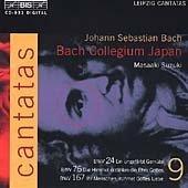 Bach: Cantatas-Vol. 9 (1999-02-15)