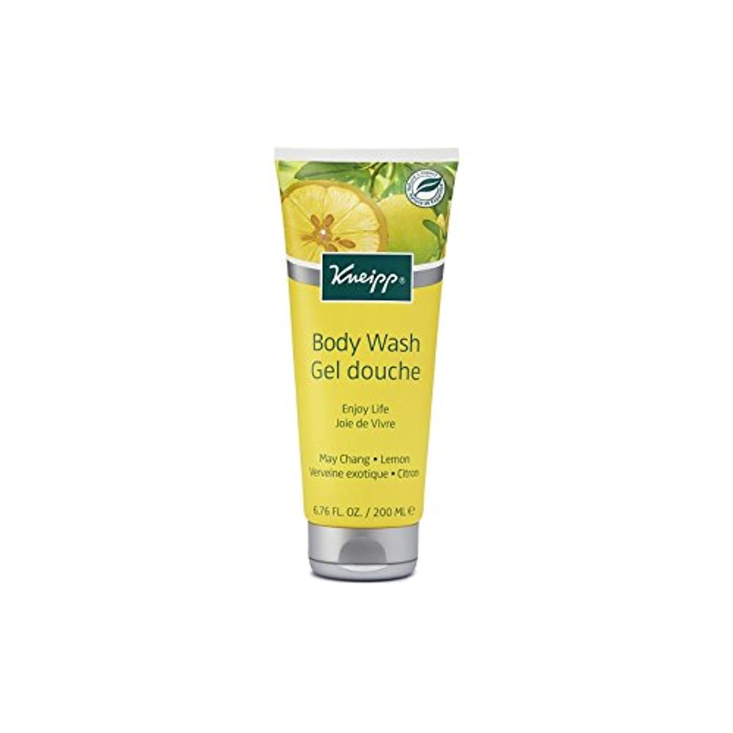 Kneipp Enjoy Life Body Wash (200ml) (Pack of 6) - クナイプは、生命のボディウォッシュ(200ミリリットル)を楽しみます x6 [並行輸入品]