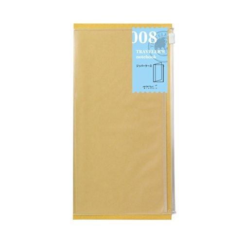 トラベラーズノート traveler's notebook リフィル ジッパーケース 008 14302006 おまとめセット【3個】