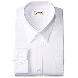 (キャッチ) Catch 形態安定 女子用 長袖Yシャツ