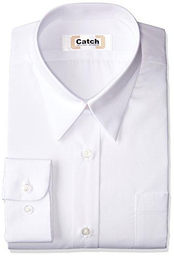 (キャッチ)Catch 形態安定 女子用 長袖Yシャツ