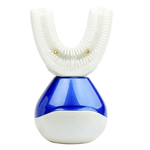口腔ケア健康的な超音波360度インテリジェント完全自動歯ブラ...