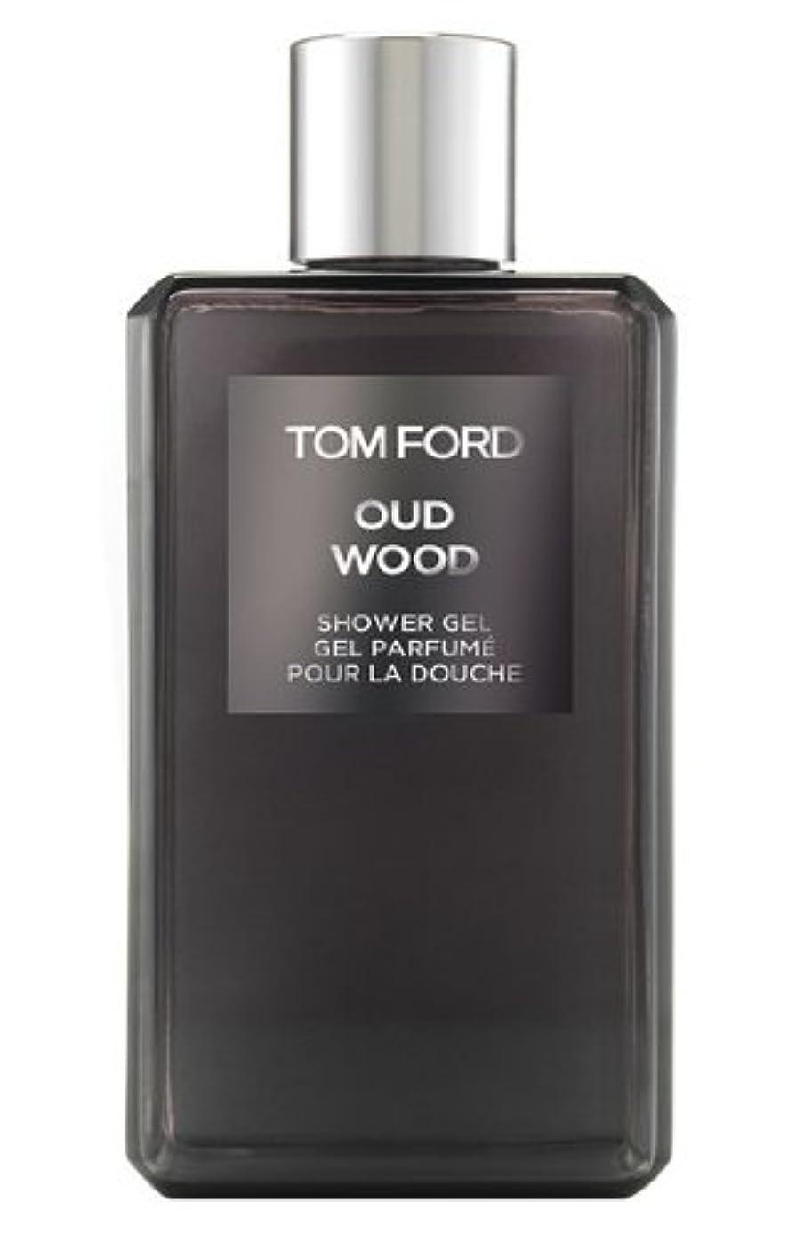 データム一般波Tom Ford Private Blend 'Oud Wood' (トムフォード プライベートブレンド オードウッド) 8.45 oz (254ml) Shower Gel
