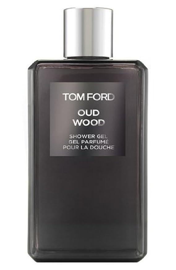 ハッチミニチュア色Tom Ford Private Blend 'Oud Wood' (トムフォード プライベートブレンド オードウッド) 8.45 oz (254ml) Shower Gel