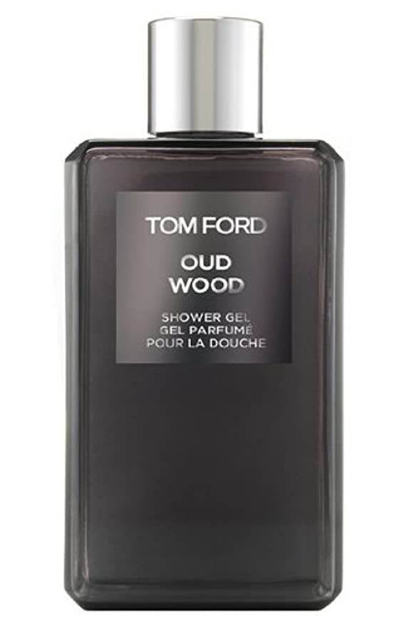探偵継承たるみTom Ford Private Blend 'Oud Wood' (トムフォード プライベートブレンド オードウッド) 8.45 oz (254ml) Shower Gel