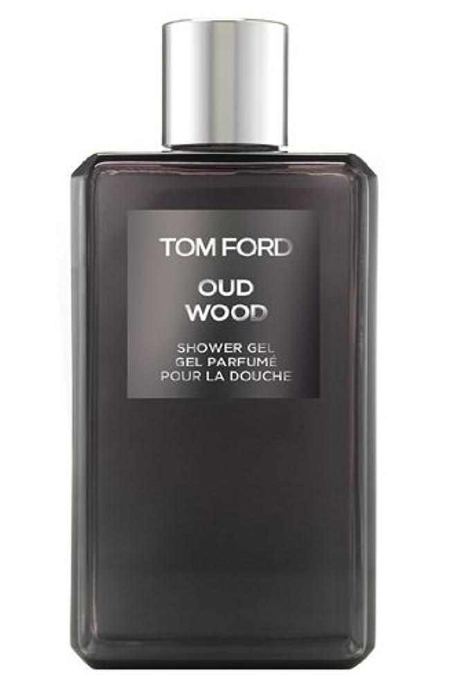 十代一般的に偽善者Tom Ford Private Blend 'Oud Wood' (トムフォード プライベートブレンド オードウッド) 8.45 oz (254ml) Shower Gel