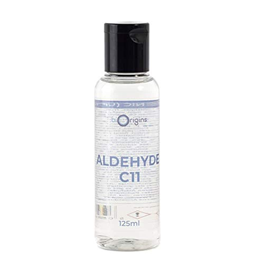 憤る安心泥だらけMystic Moments | Aldehyde C11 ENIC (Undecenal) - 125ml