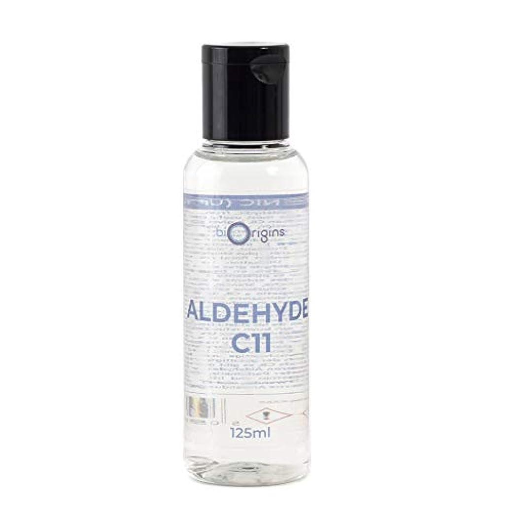 何十人もピンいらいらさせるMystic Moments | Aldehyde C11 ENIC (Undecenal) - 125ml