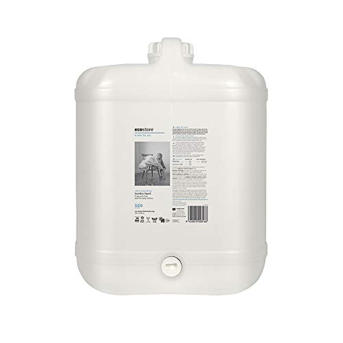 カイウス安定しましたなんとなくecostore(エコストア) ランドリーリキッド <無香料> バルク 20L